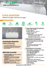 Cuve aviation